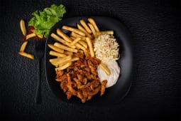 Fast Food Shaorma farfurie