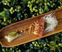 Sashimi Atum Especial - 5 Peças