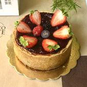 Cheesecake Piccola  - 4 porzioni