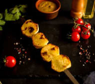 Картопля на рожні (200г)