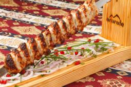 Espetada de Carne Picada Khabab Frango