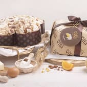 Colomba milanese
