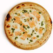 Неаполитанская пицца с морепродуктами (30 см.)
