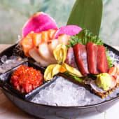 Degustación de Sashimi y Tartar