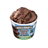 Tarrina Ben & Jerry's chocolate fudge brownie (100 ml.)