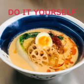 Tantan men do it yourself 坦々麺