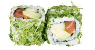 California végétal saumon x6