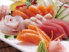 Sashimi Pesce Misto 12 Pezzi