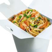 ლაფშა ბოსტნეულით / Vegetable Noodles