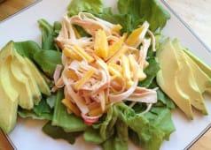 Salade Kani