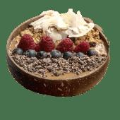Choco Protein Smoothie Bowls