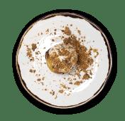 Apple almond crumble al Jopsper