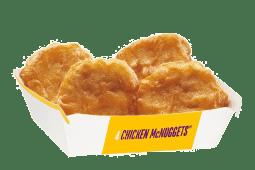 4 Chicken McNuggets