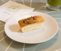 Gluten free plumcake lemon & nuts