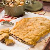 Cachopo Gourmet De Ternera Asturiana