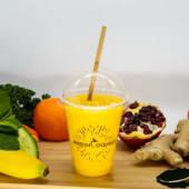 Mangue banane orange