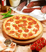 Pizza Diavola 24cm