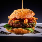 Veggie burger (120 g.)
