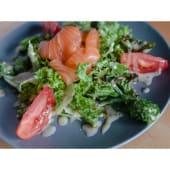 Салат з норвезським лососем (210г)