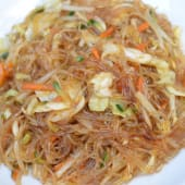 048. Spaghetti di Soia con Verdure Miste