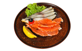 Рибна нарізка (100г)