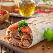 Kanapka Hummus roll 140g