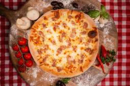 Pizza Patate Salsiccia Ø33cm