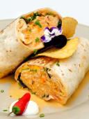 Burrito Canelo Alvarez
