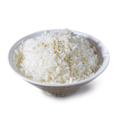 Taza arroz blanco