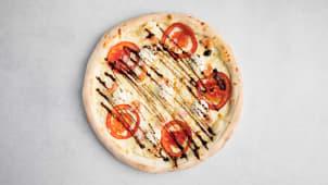 Пицца с креветками и сыром креметте 430 г.
