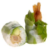 Haru tempura crevette