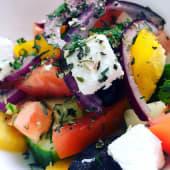 Грецький салат (250г)