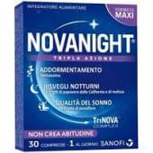 Novanight tripla azione – 30 compresse