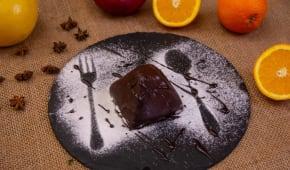 Chocolate Mousse Piramida