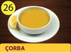 Corba  - lentil soup