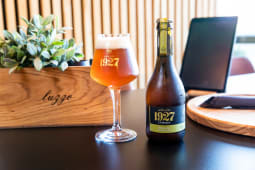 Cerveja Artesanal 1927 Bengal Amber Ipa 33cl