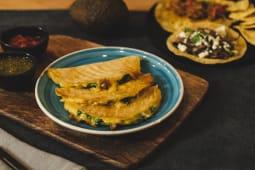 Quesadillas Huitlacoche (3 uds)