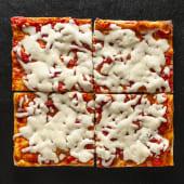 Pizza Margherita (4 pzs.)