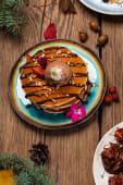 Панкейкі з арахісовою пастою (350г)