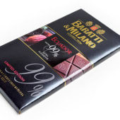 Tavoletta di Cioccolato Equador 99% gr.75