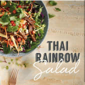 Thai Rainbow Beef