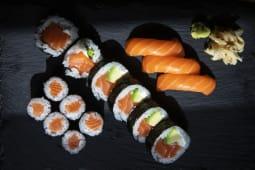 Salmon Set I 15szt