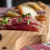 Tábua de Presunto ibérico e queijos