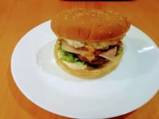 Hambúrguer tudo