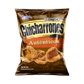 Del Rancho Chicharrones Autenticos 100g