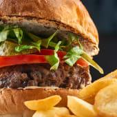 Dry aged Burger