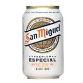 Cerveza (lata)
