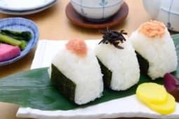 Onighiri salmone cotto