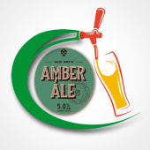 Craft Beer Amber Ale (0,5л)