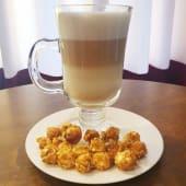 Кава Лате Попкорн (360мл)